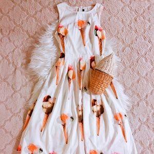 Dresses & Skirts - Novelty ice cream cone dress